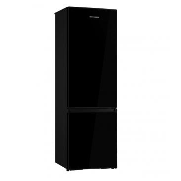 Хладилник с фризер Heinner HC-H273BKF+ - Изображение 1