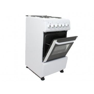 Електрическа готварска печка Hoffmann E5020W - Изображение 1