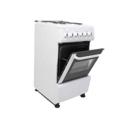 Електрическа готварска печка Hoffmann E5020W - Изображение
