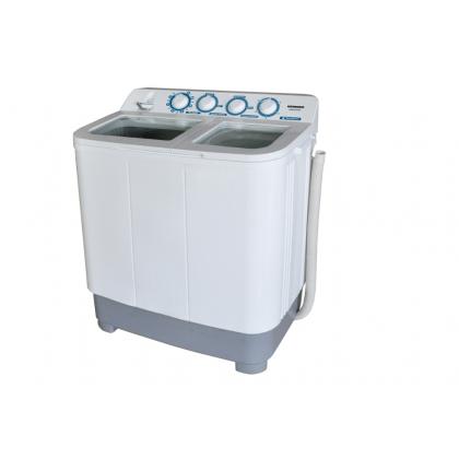 Полуавтоматична пералня Heinner HSWM-84WH - Изображение