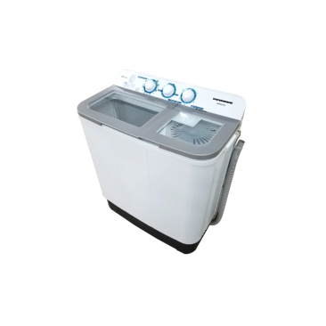 Полуавтоматична пералня Heinner HSWM-63SL - Изображение 2