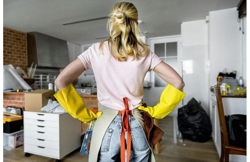 5 неочаквани съвета за почистване на кухнята